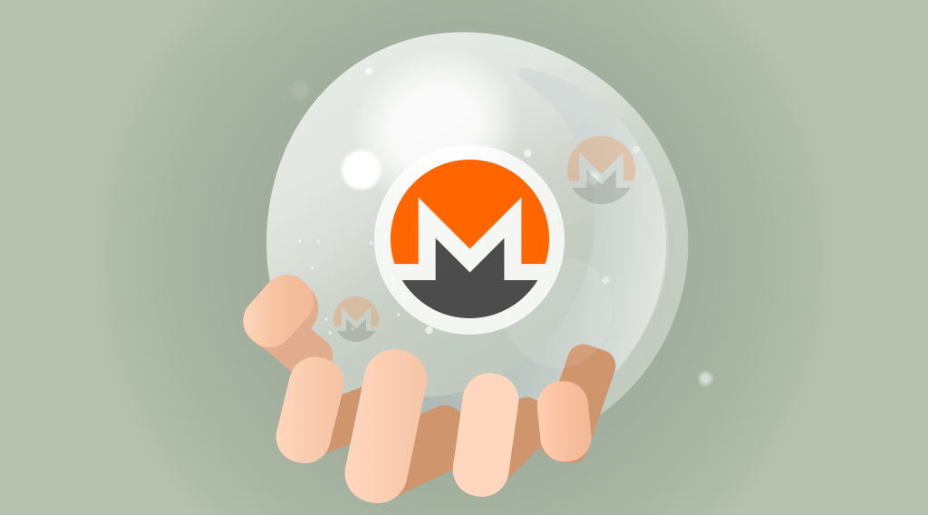 Monero XMR price prediction for 2020 by StealthEX