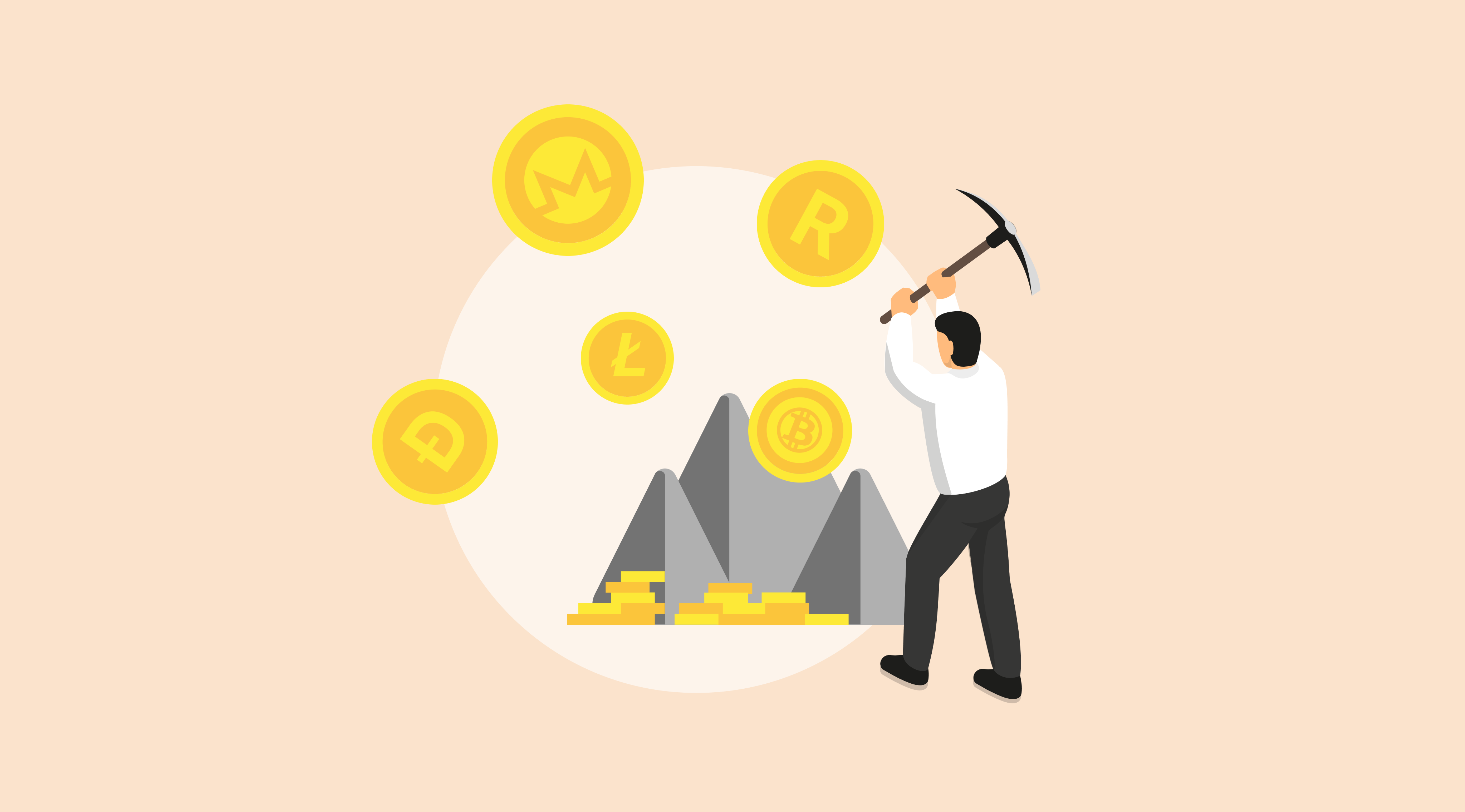 Mining: weird time to start, a good time to think. Article by StealthEX