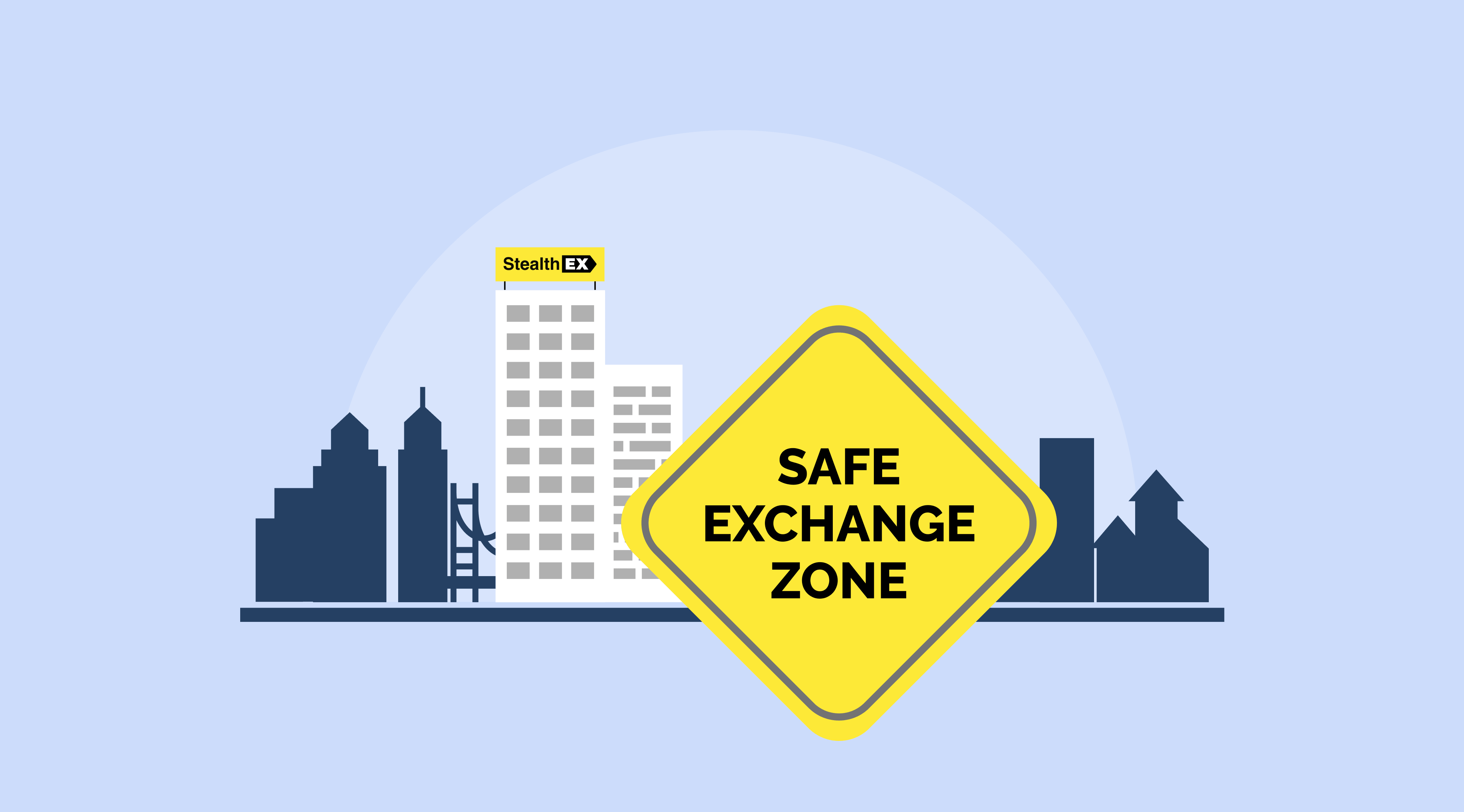 How to exchange cryptocurrency safe? Article by StealthEX