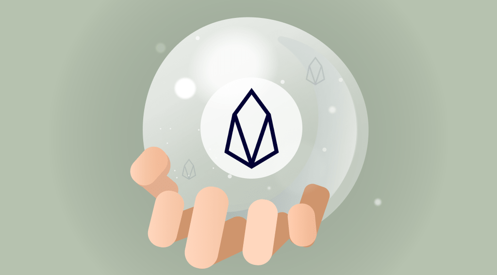 EOS price prediction 2020 by StealthEX