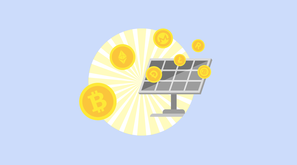 Cryptocurrency Mining Powered By Alternative Energy Sources. Article by StealthEX