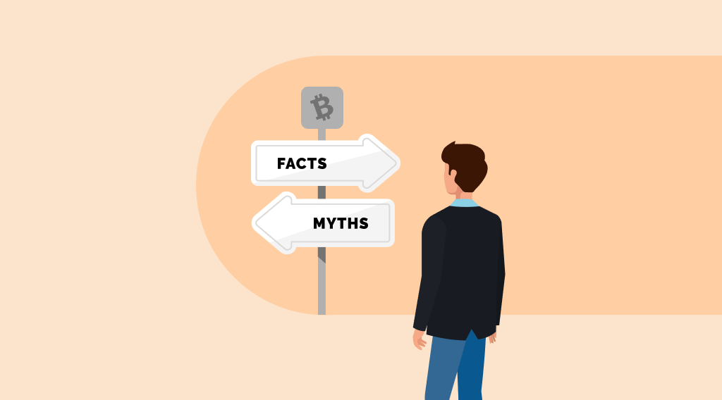 Myths & Facts On Bitcoin by StealthEX