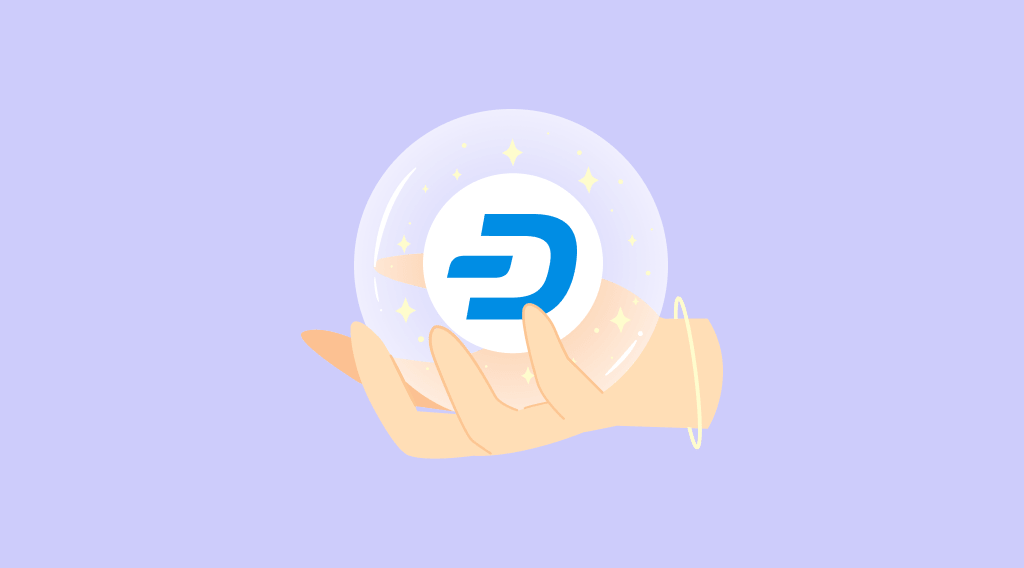 DASH price prediction 2020 by StealthEX