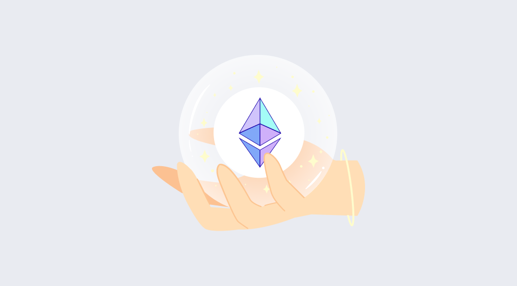 Ethereum Price Prediction 2021. Article by StealthEX.
