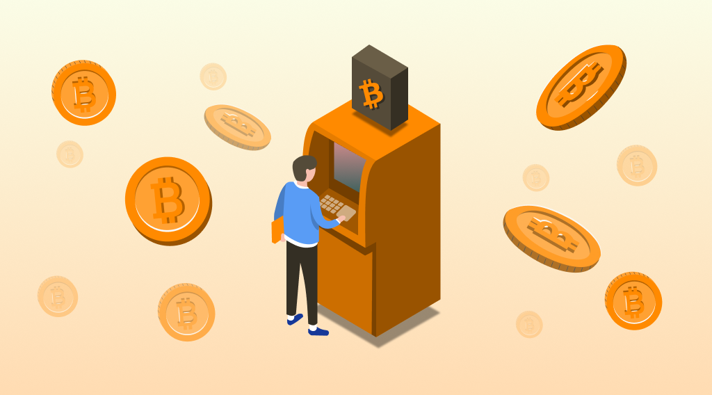 How To Use BTC ATM? Article by StealthEX.