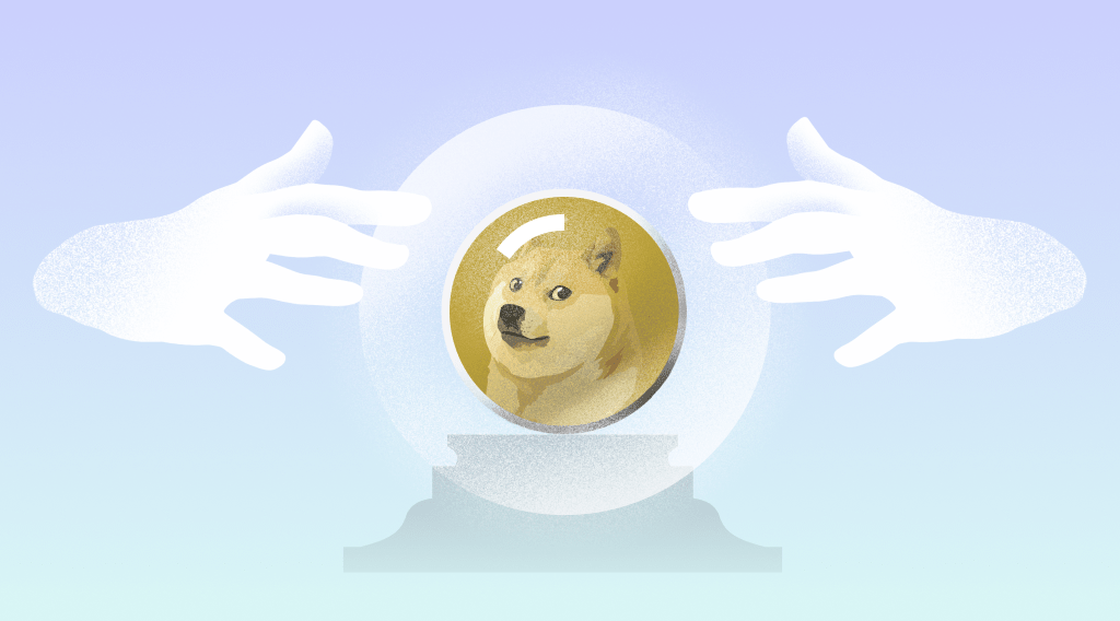 Dogecoin Price Prediction 2021 by StealthEX