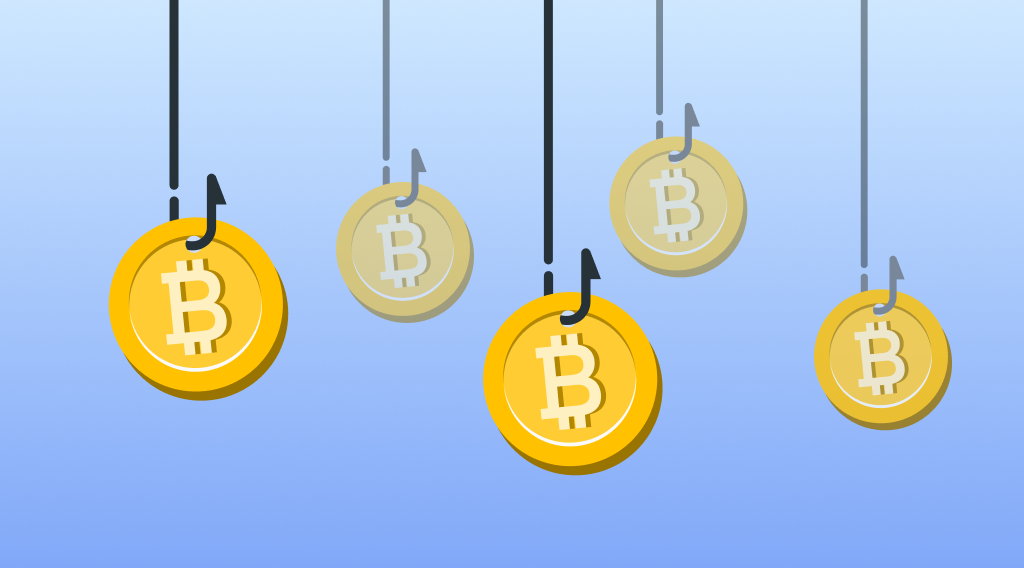 How to prevent phishing attacks when exchanging crypto. Article by StealthEX.