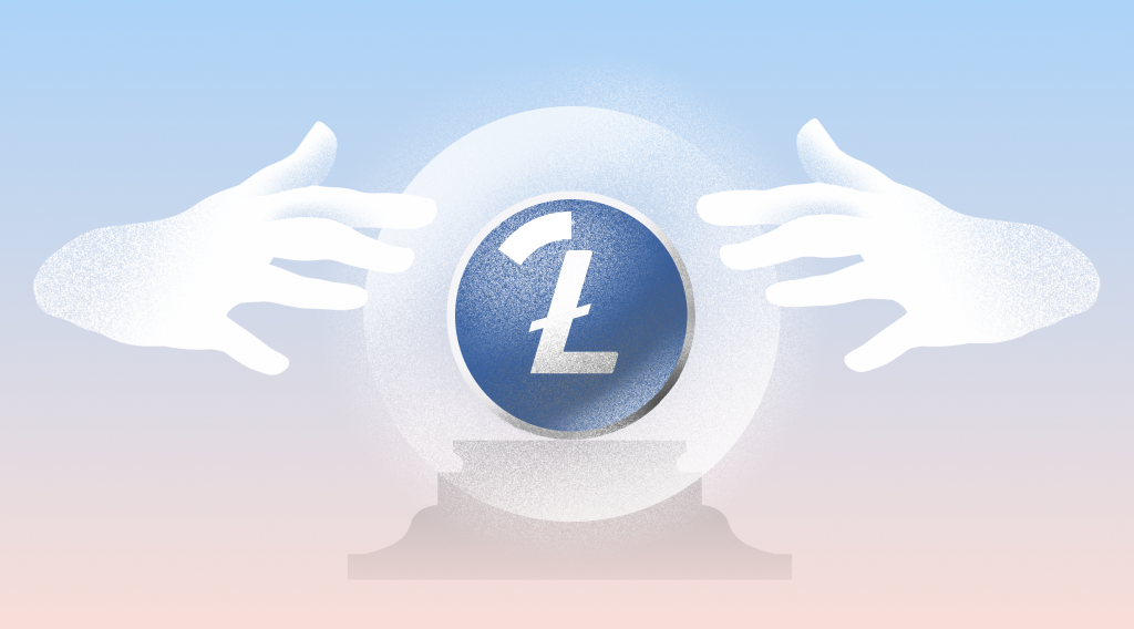 Litecoin Price Prediction 2021 by StealthEX
