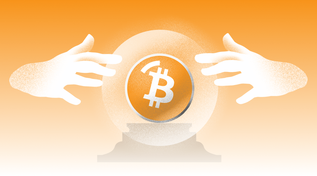 Bitcoin Price Prediction 2025. Article by StealthEX.