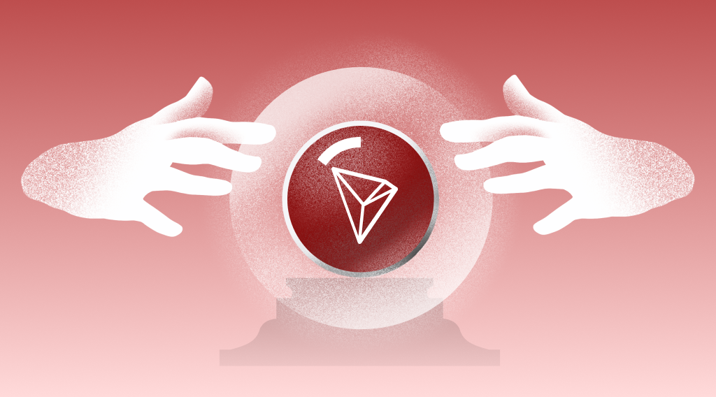 TRON price prediction 2021 by StealthEX. What is TRX?