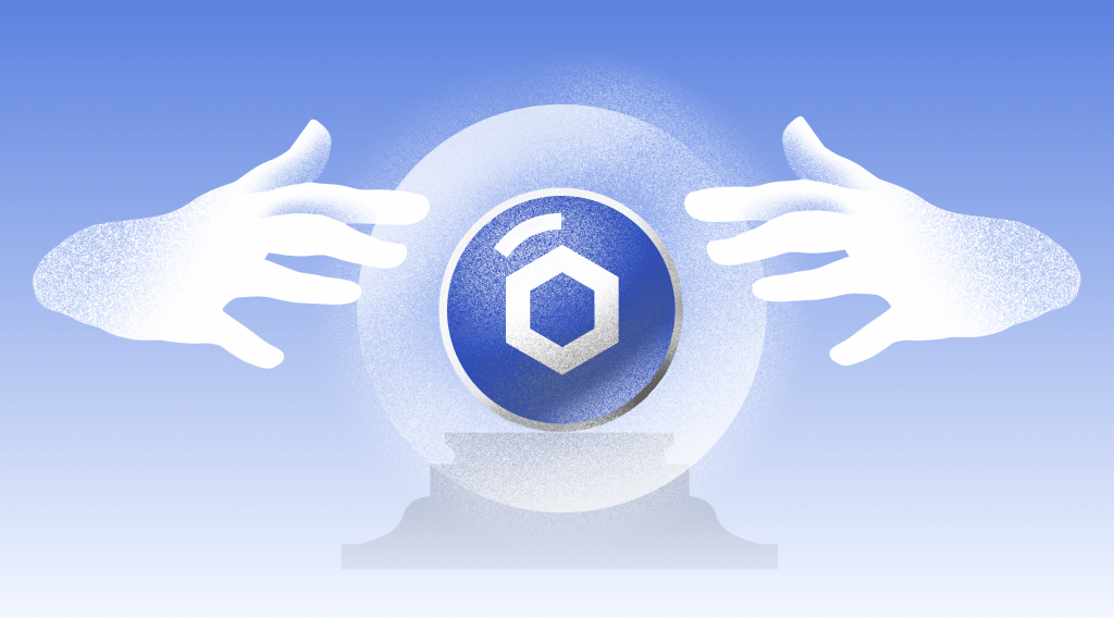 Chainlink Price Prediction 2021. Article by StealthEX.