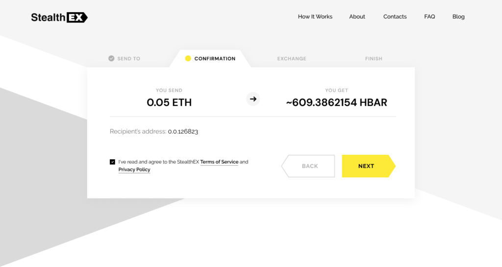 How To Buy Hedera Hashgraph Coin? Article by StealthEX.