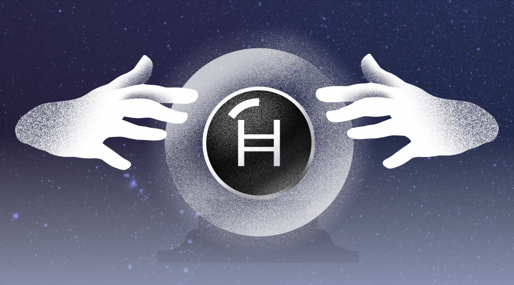 Hedera Hashgraph Price Prediction 2021. Article by StealthEX.