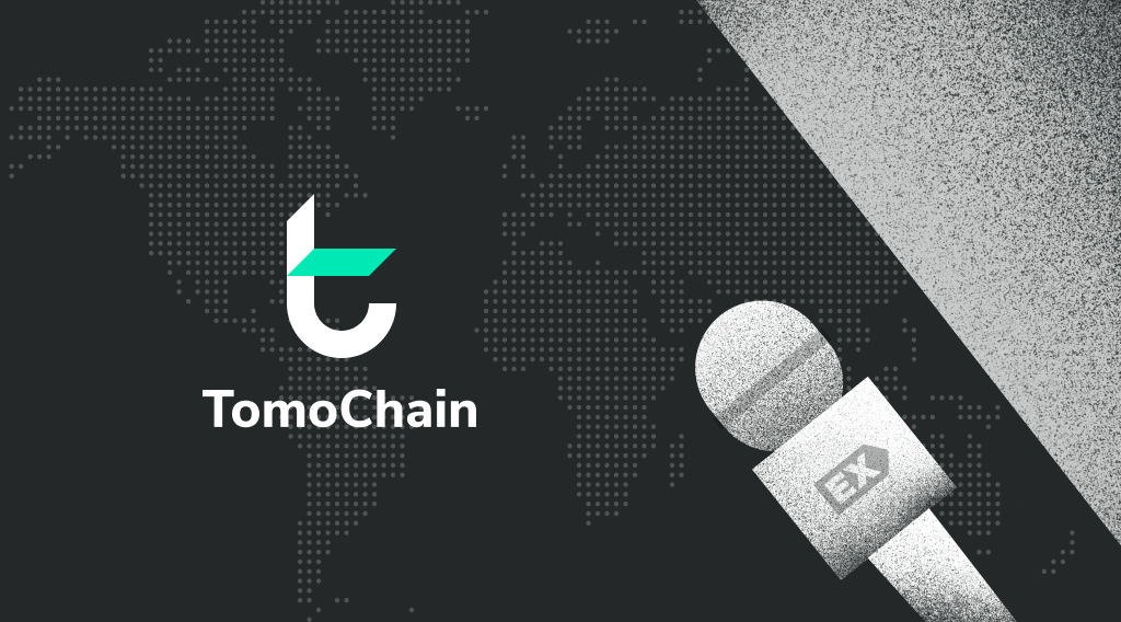 StealthEX Interview With TomoChain Coin. Where to buy Tomo crypto