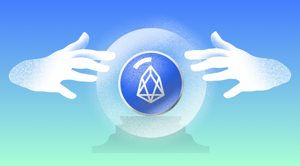 EOS Price Prediction 2021. Article by StealthEX.