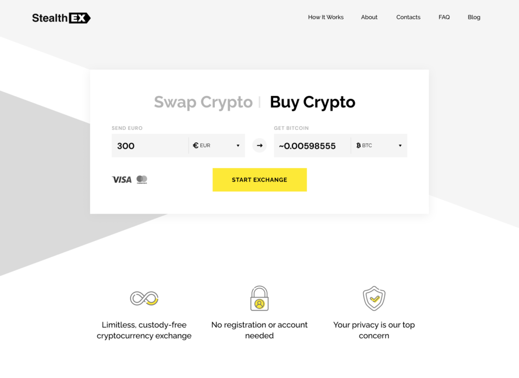 How to Buy Bitcoin With a Credit Card. Article by StealthEX.