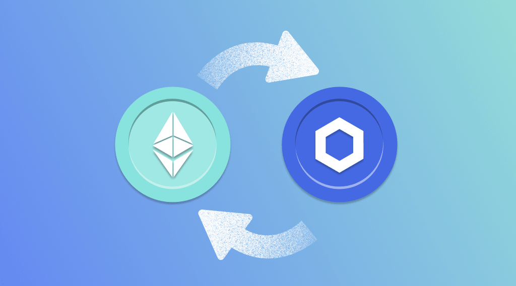 How To Buy Chainlink Cryptocurrency on StealthEX. Tutorial article.