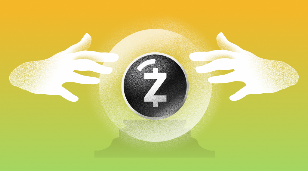 Zcash Price Prediction 2021. Article by StealthEX