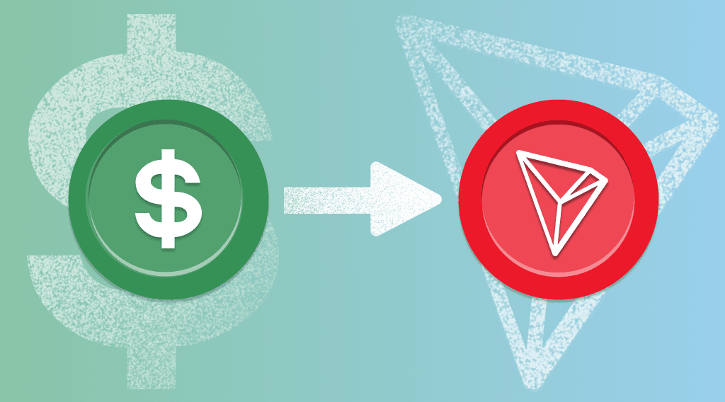 How to buy Tron coin. Article by StealthEX
