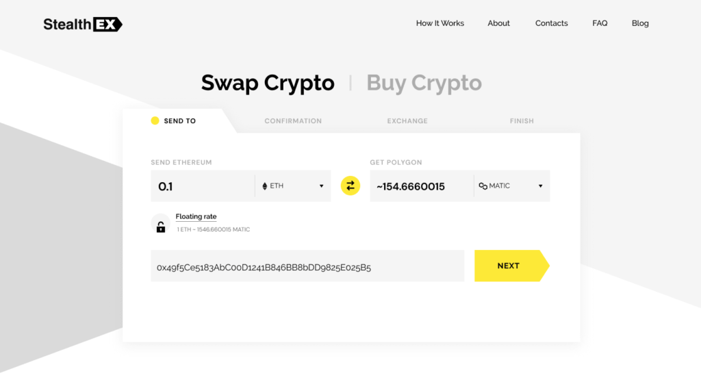 Where To Buy MATIC Coin. Article by StealthEX.