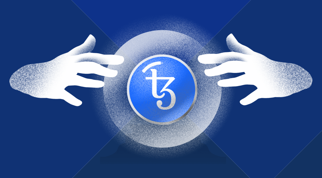 Tezos Price Prediction 2021. Article by StealthEX