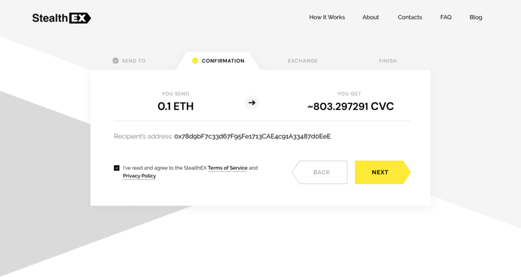 Buy Civic Crypto. Article by StealthEX
