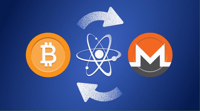 Atomic Swaps, BTC to XMR, Buy Monero Crypto. Article by StealthEX