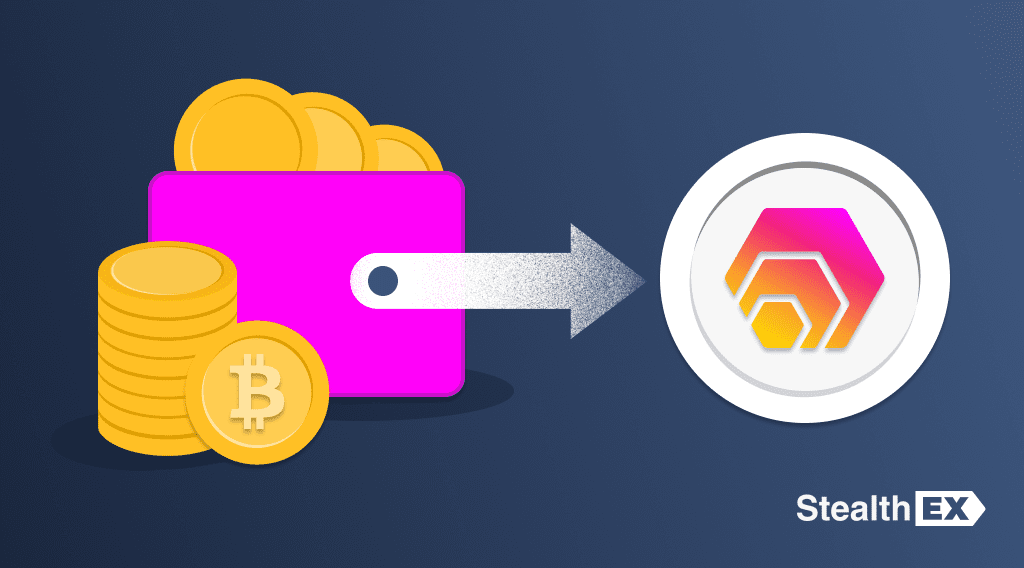 How to buy HEX coin. Article by StealthEX