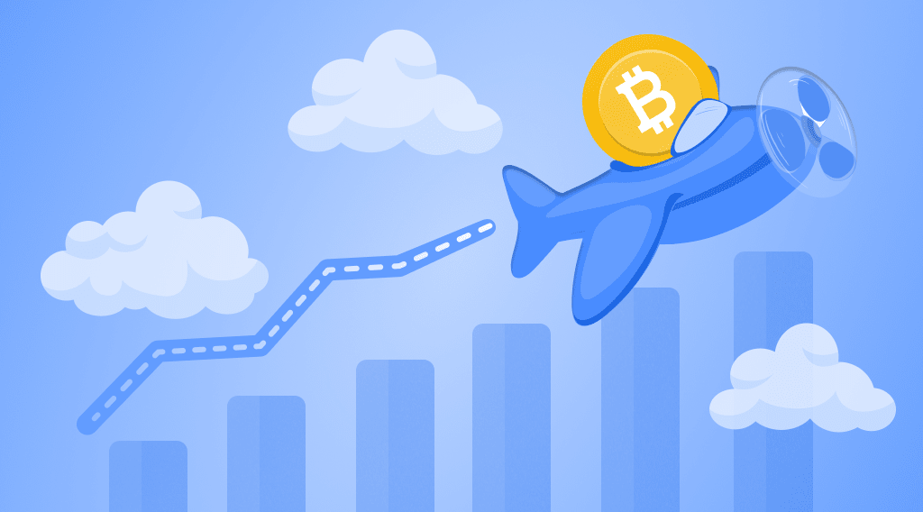 What makes crypto go up and down. Article by StealthEX