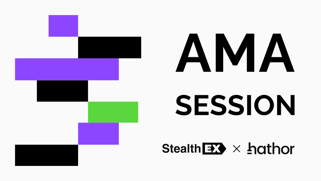 Hathor Network AMA. Article by StealthEX